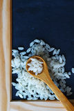 Risotto rice Royalty Free Stock Photos