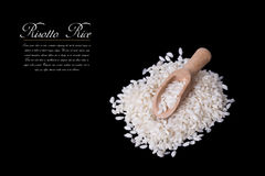 Risotto Rice Royalty Free Stock Image