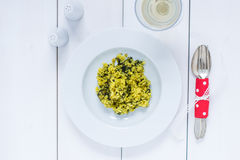 Risotto Royalty Free Stock Images