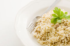 Free Risotto With Italian Meet Royalty Free Stock Images - 20258229