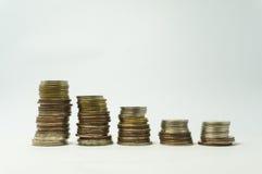 Risparmi i soldi per futuro fotografia stock
