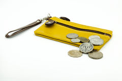 Risparmio dei soldi Immagini Stock