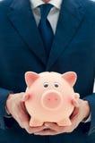 Risparmio ed investimenti Immagini Stock Libere da Diritti