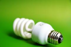 Risparmio energetico Immagine Stock
