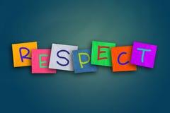 rispetto illustrazione vettoriale