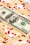 Risque financier photo libre de droits