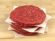 Rissóis da carne Imagem de Stock Royalty Free