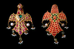 THE RISSALA MUGHAL COLLECTION- INDIA Stock Image