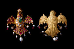 THE RISSALA MUGHAL COLLECTION- INDIA Stock Photo