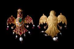 RISSALA MUGHAL kolekcja INDIA Zdjęcie Stock