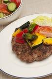 rissole κρέατος λαχανικά Στοκ φωτογραφίες με δικαίωμα ελεύθερης χρήσης