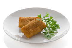 Rissole Stock Photography