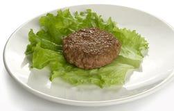 Rissole de viande photos stock