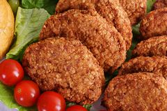 Rissole Royalty Free Stock Images