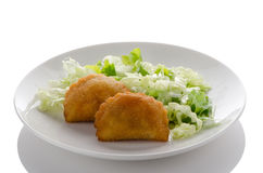 Rissole Royalty Free Stock Photo