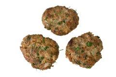 rissoles мяса Стоковое Фото