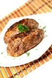 rissoles мяса Стоковая Фотография