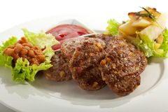 Rissoles Royalty Free Stock Image
