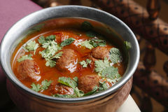 Rista - A boneless mutton curry from India stock images