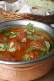 Rista - A boneless mutton curry from India Stock Photos