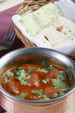 Rista - A boneless mutton curry from India Stock Photo