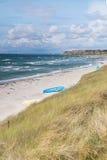 Ristinge beach Royalty Free Stock Photos