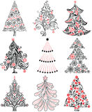 Ristmas Tree Royalty Free Stock Photo