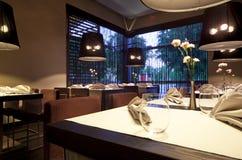 ristorante Fotografia Stock