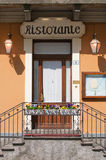 Ristorante Stock Photography