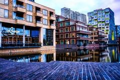 Ristorante Amsterdam di Loetje fotografie stock libere da diritti