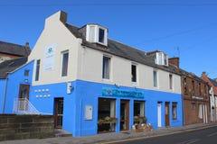 Ristorante, Chip Bar, via di Ladybridge, Arbroath Fotografia Stock Libera da Diritti