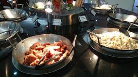 Ristorante del buffet Fotografie Stock