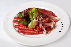 Ristorante dell'alimento per il menu Fotografie Stock