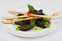 Ristorante dell'alimento per il menu Immagine Stock