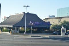 Ristorante di Peppermill sulla striscia di Las Vegas Feste di viaggio immagine stock libera da diritti