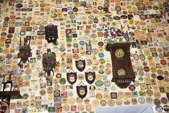 Ristorante e cantina originali della birra a Roma Italia Fotografia Stock