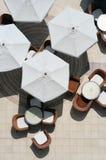 Ristorante esterno 1 Fotografia Stock