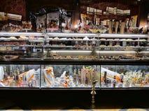 Ristorante storico Caffe Torino della barra immagine stock libera da diritti