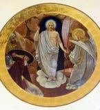 Risurrezione di Cristo Fotografia Stock Libera da Diritti
