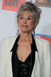 Rita Moreno. At the West Side Story 50th Anniversary Screening, Chinese Theater, Hollywood, CA 11-15-11 Royalty Free Stock Image
