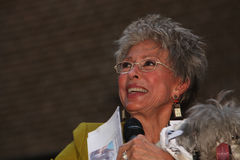 Rita Moreno Royalty Free Stock Photography