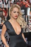 Rita Ora Fotografie Stock Libere da Diritti