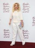 Rita Ora imagen de archivo libre de regalías