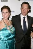 Rita Wilson, Tom Hanks Royalty Free Stock Photography