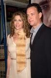 Rita Wilson,Tom Hanks Stock Photos