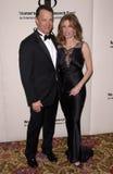 Rita Wilson,Tom Hanks,Tom Wilson Royalty Free Stock Photo
