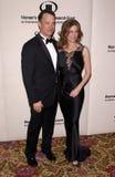 Rita Wilson,Tom Hanks,Tom Wilson Stock Photography