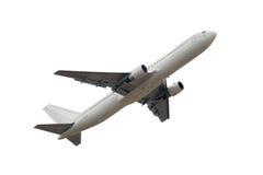 Ritaglio dell'aeroplano Fotografia Stock Libera da Diritti