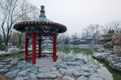 Ritan Park Stock Image