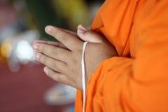 Rite van Boeddhisme stock afbeeldingen